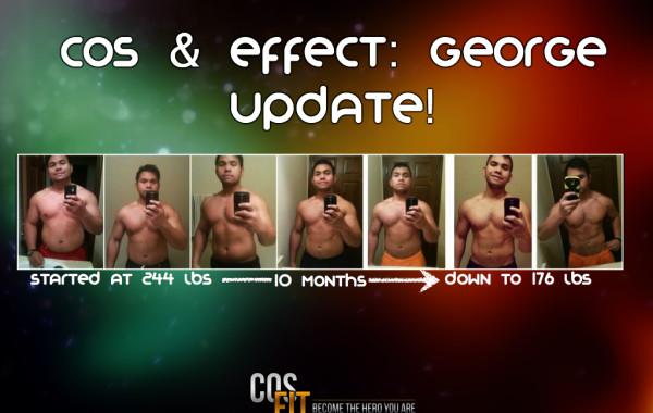 CE 18: George (update)