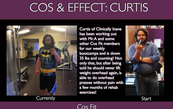 CE 19: Curtis