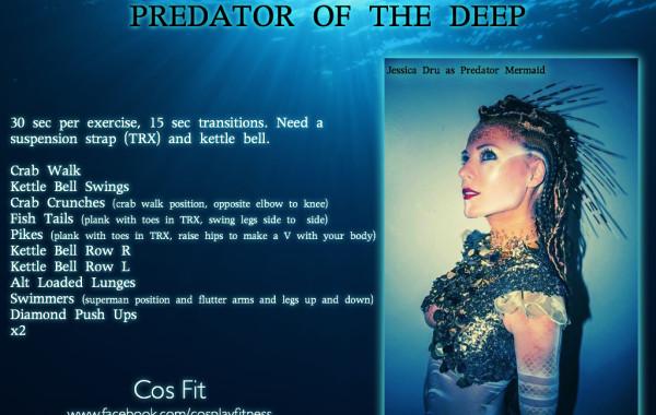 Predator of the Deep