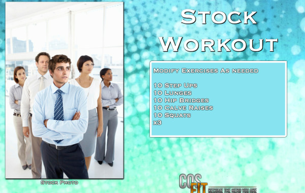 Stock Workout