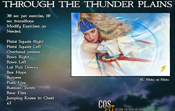 Through the Thunder Plain